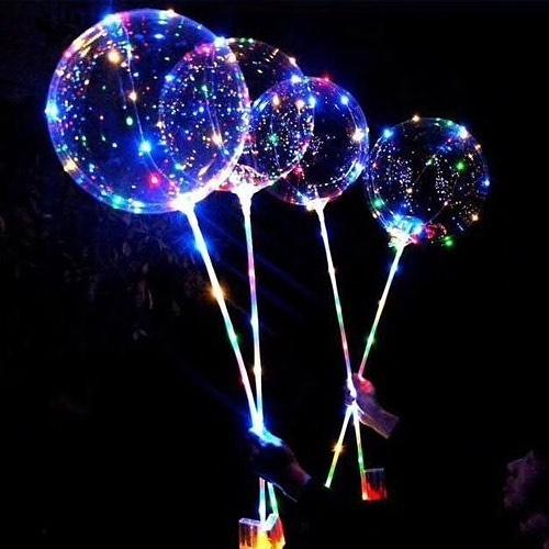 """Светящиеся шары на палочке """"Земной шар"""" на праздник - фото 1"""