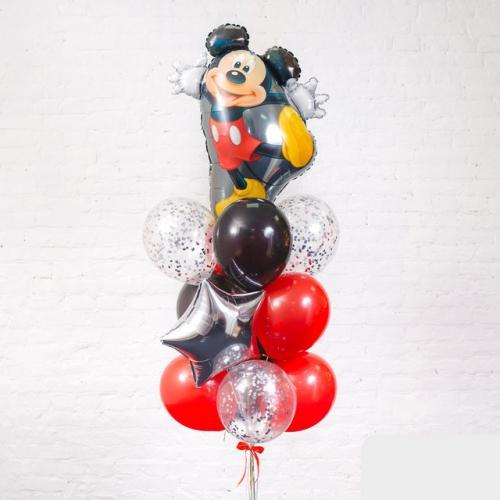 """Поздравление """"Микки Маус"""" в подарок на день рождения - фото 1"""