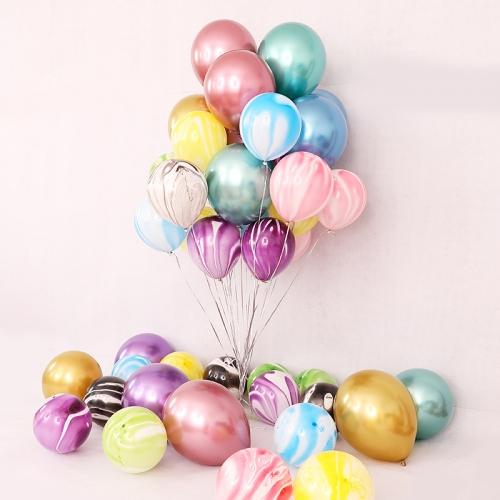 """Комлпект """"Хромое разнообразие"""" из 20 надувных шариков - фото 1"""
