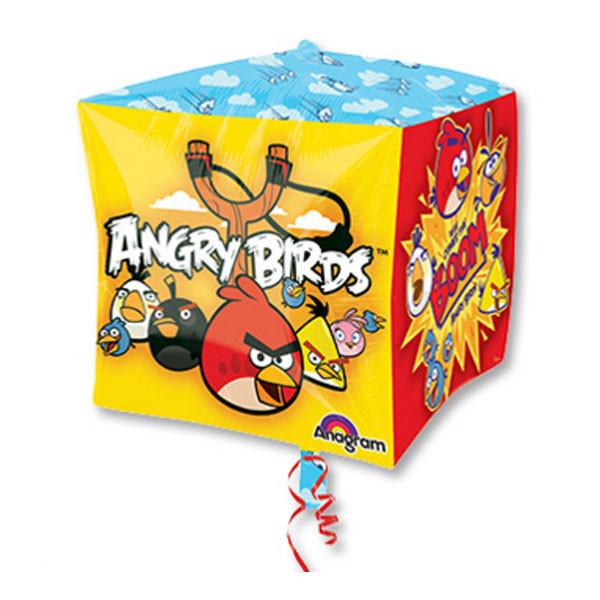 """Шар кубик из """"Angry Birds"""" - фото 1"""