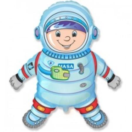 """Фольгированный шарик """"Космонавт"""" - фото 1"""