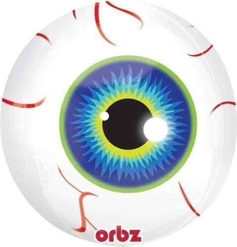 """Воздушный фольгированный шарик """"Глаз 3D"""" - фото 1"""