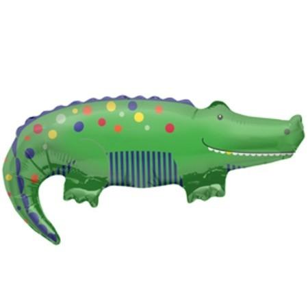Шар фигура, Крокодил - фото 1