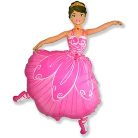 "Воздушный шар ""Балерина"" - фото 1"