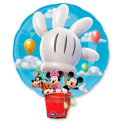 "Воздушный шарик ""Микки Маус"" - фото 1"