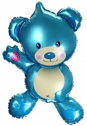 """Фольгированный шарик """"Медведь плюшевый"""" - фото 1"""