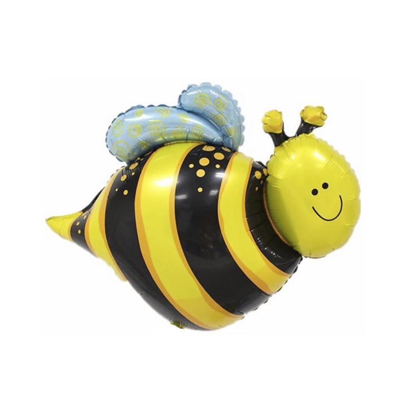 """Фольгированная фигура """"Пчела веселая"""" - фото 1"""