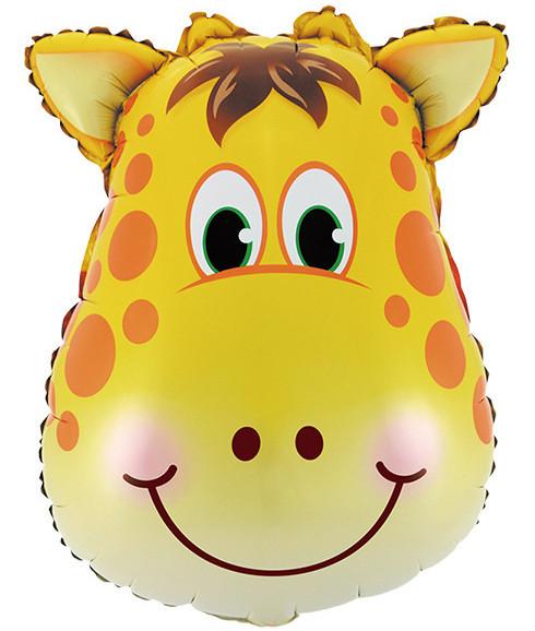 """Фольгированный шарик """"Жираф"""" - фото 1"""