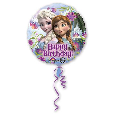 """Фольгированный шар на день рождения """"Frozen"""" - фото 1"""