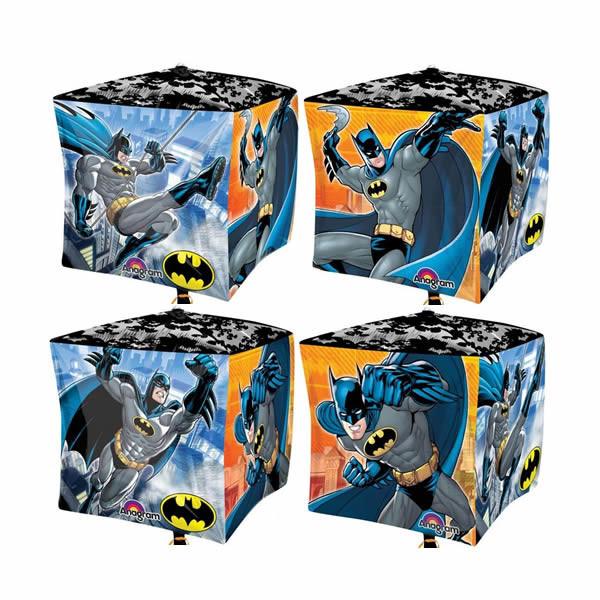 "Шарик из фольги ""куб Бэтмен"" - фото 1"