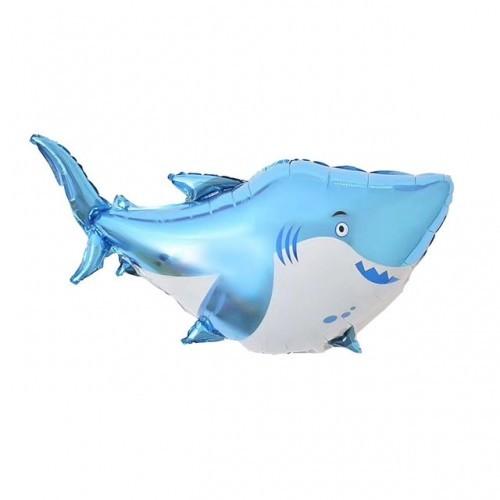 """Фольгированный шарик """"Акула"""" - фото 1"""
