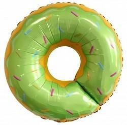 """Шарик """"Пончик"""" из фольги на праздник - фото 1"""