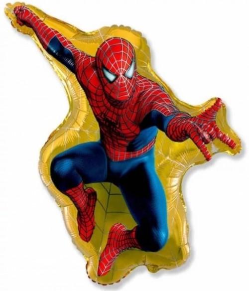 """Воздушный шар """"Человек-паук"""" - фото 1"""