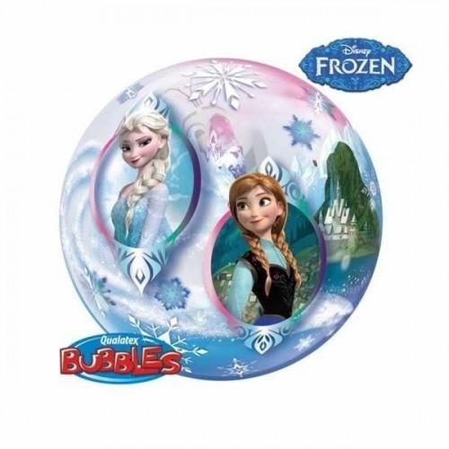 "Воздушный шар BUBBLE ""Холодное сердце"" - фото 1"