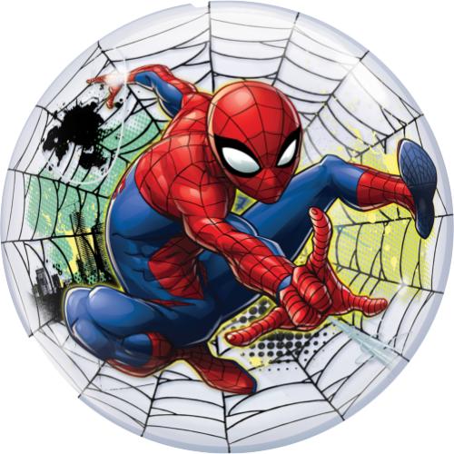 Большой шар BUBBLE Человек-Паук - фото 1
