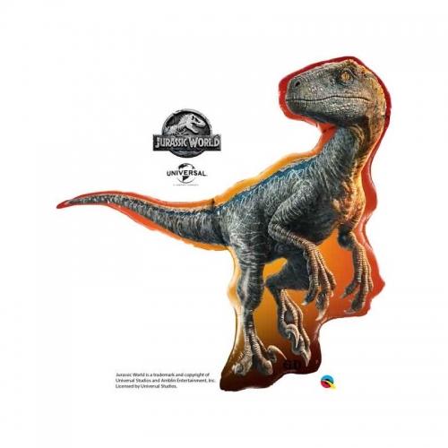 """Фольгированный шарик """"Динозавр"""", Юрский период - фото 1"""