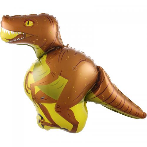 """Фольгированный шарик """"Динозавр Аллозавр"""" - фото 1"""